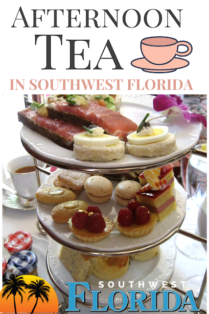 Afternoon Tea in Southwest Florida - Guide to Naples and Fort Myers, FL tea shops