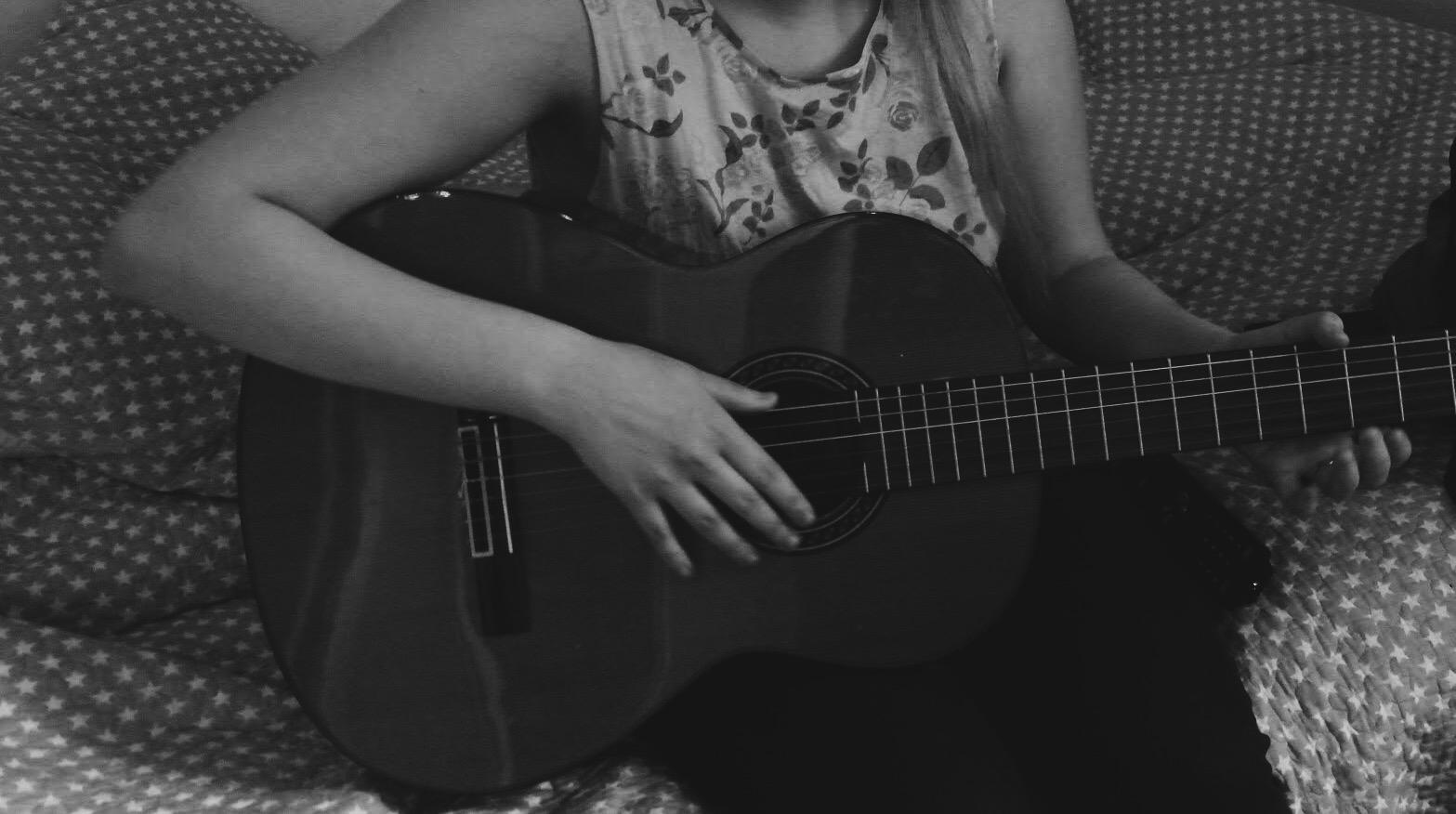 musiikki soittolista ystävänpäivä kitara kitaristi