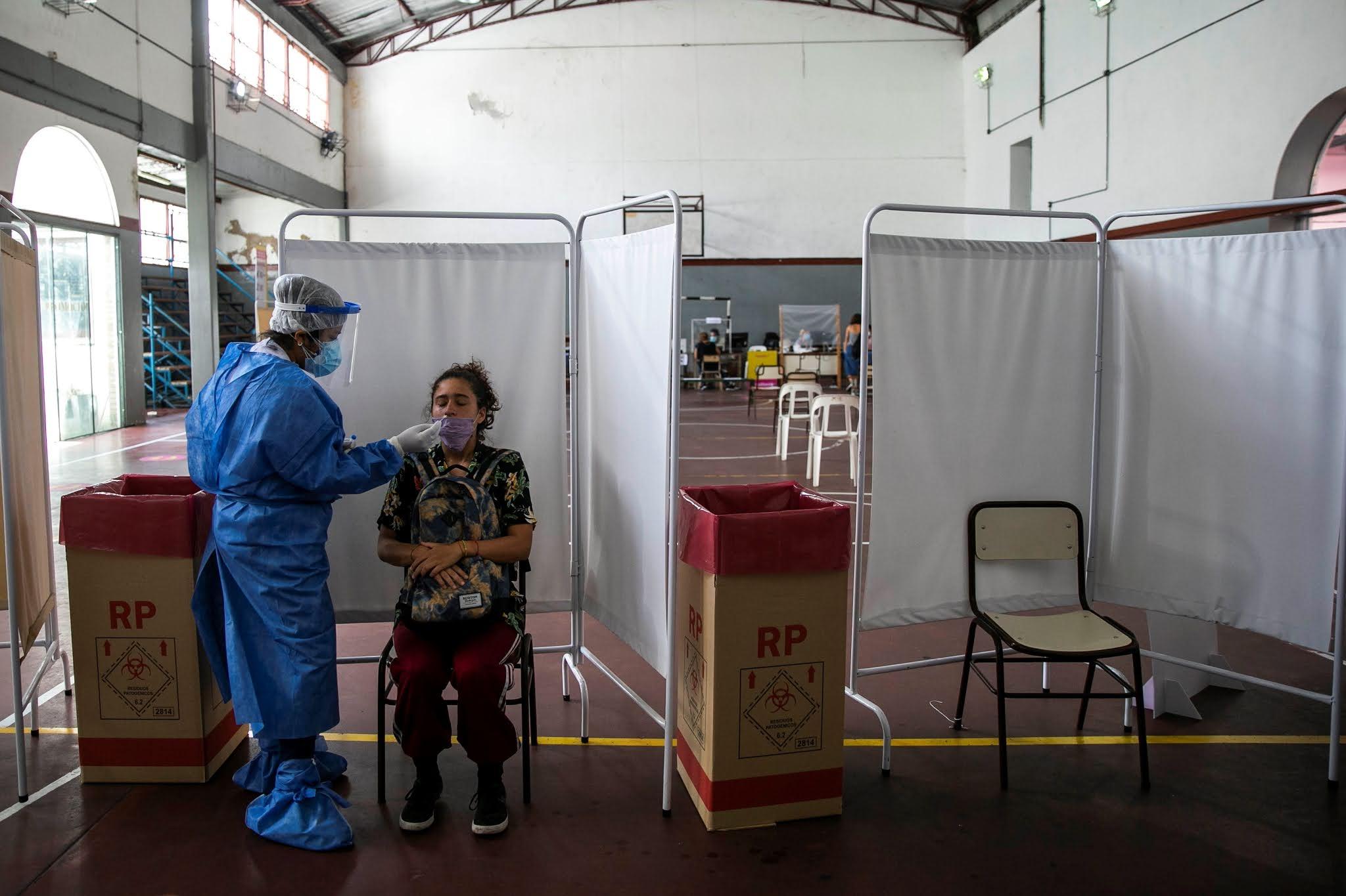 Coronavirus en Argentina: Otros 106 muertos y 4.003 nuevos casos de COVID-19 en el país