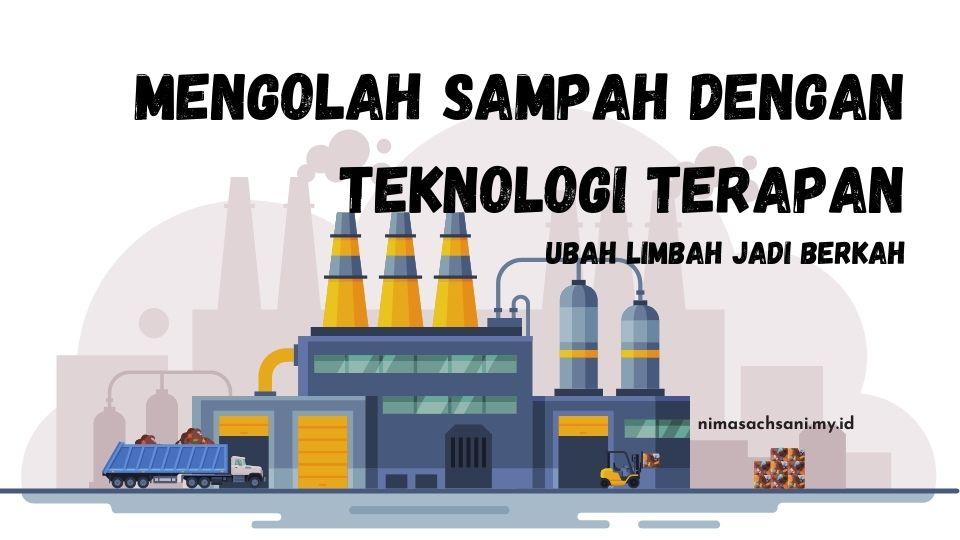 mengolah sampah di indonesia