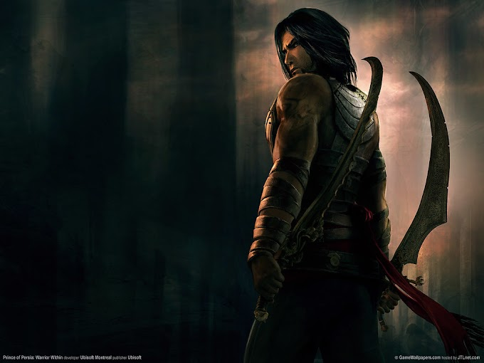 Prince of Persia Warrior Within Story