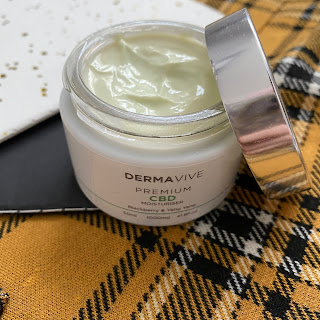 Review: Dermavive CBD moisturiser
