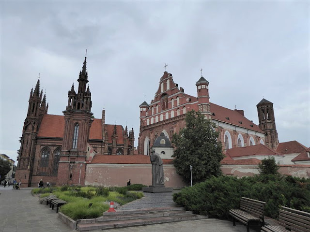chiesa sant'anna e chiesa san francesco e san bernardino