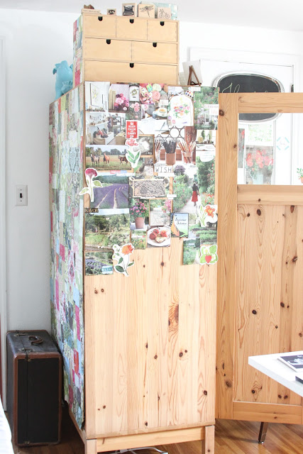studio space, studios, inspiration board, Anne Butera, My Giant Strawberry