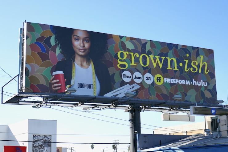Grownish season 3 part 2 billboard