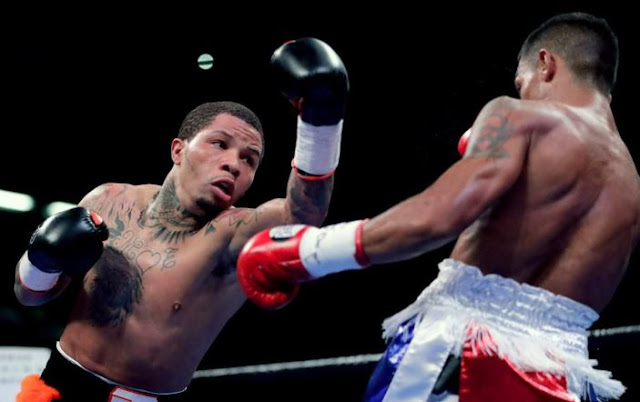 Gervonta Davis Gets The Knockout Win Over Nunez