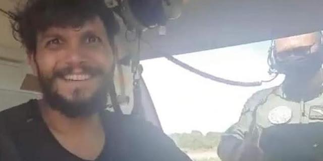 Pesawatnya Jatuh, Pilot Asal Brasil Bertahan Hidup Selama 38 Hari Di Hutan Amazon