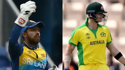 AUS vs SL ICC WORLD CUP 20th match Prediction