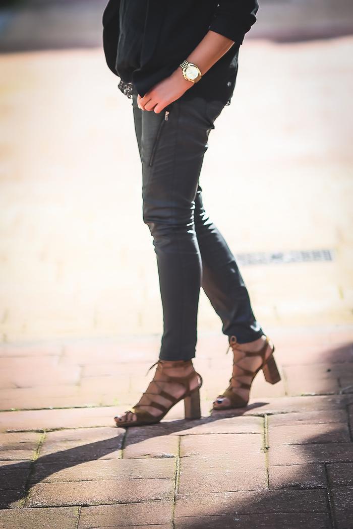 Total Look, chaqueta  Zara ,Lucís Díez , Es cuestion de estilo , Personal Shopper ,San Sebastian