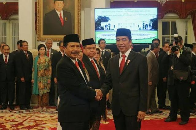 KNPI Dukung Keinginan Jokowi Bubarkan Lembaga Negara