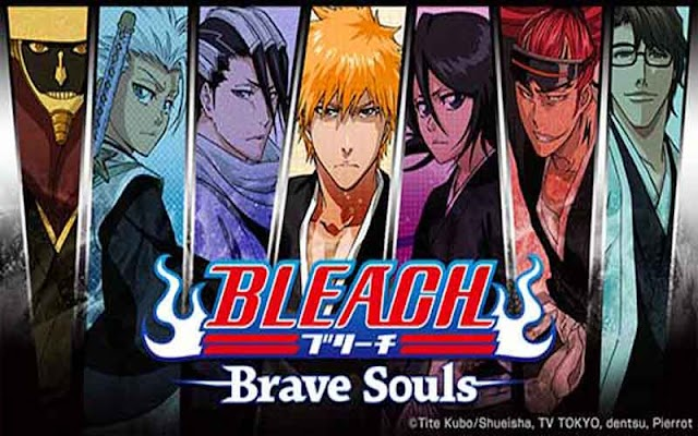Bleach Brave Souls Apk + Mod for Android Online