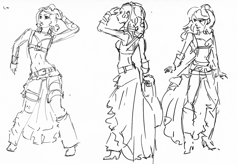 Rozlynn Waltz's Visual-Narrative Musings: Drawing Shortcut