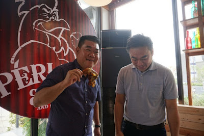 Peri-Peri Chicken Cebu, Peri-Peri Charcoal Chicken and Sauce Bar, Peri-Peri Chicken, Sauces, Meerea High Street, Big Seed PR and Events, Brian Tiu, Eric Ng Mendoza, New restaurants in Cebu,