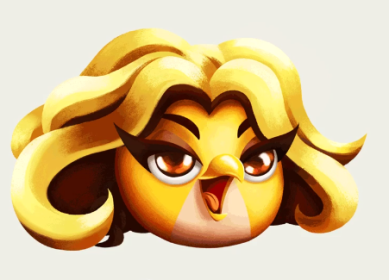 A Bird Version of Shakira Guest Stars in Angry Birds Friends