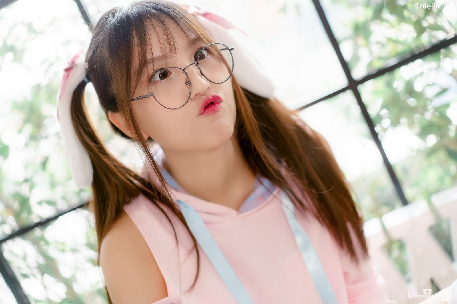 Image Thailand Model - Phunnita Intarapimai - Cute Rabbit Girl - TruePic.net - Picture-9