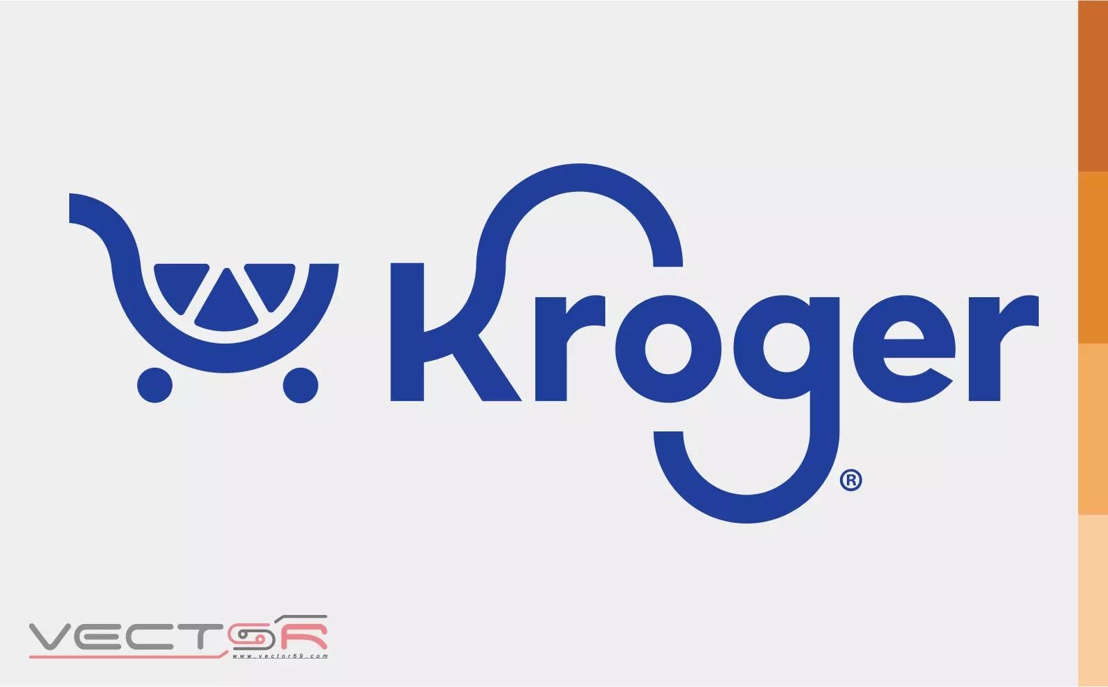 Kroger (2021) Logo - Download Vector File AI (Adobe Illustrator)