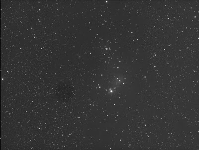 NGC 2266 and friends in Monoceros
