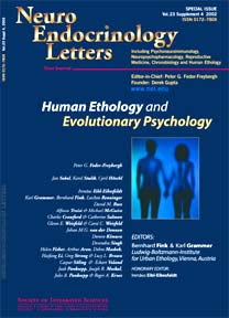 journal neuroendocrinology letters