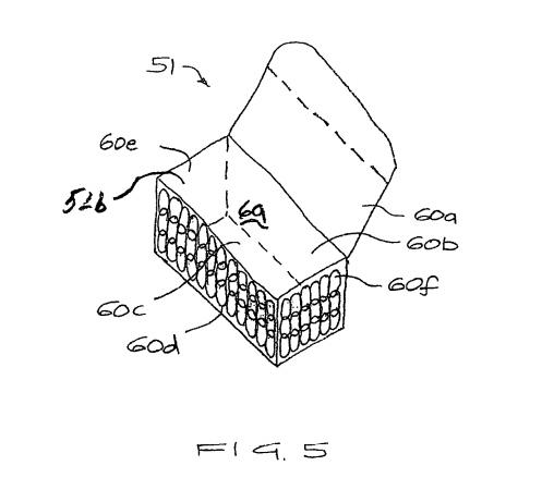 U.S. Patent 9,161,596 Figure 5
