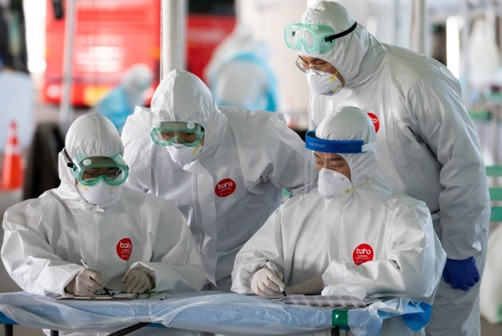 Coronavirus may reactivate in cured patients Korean CDC
