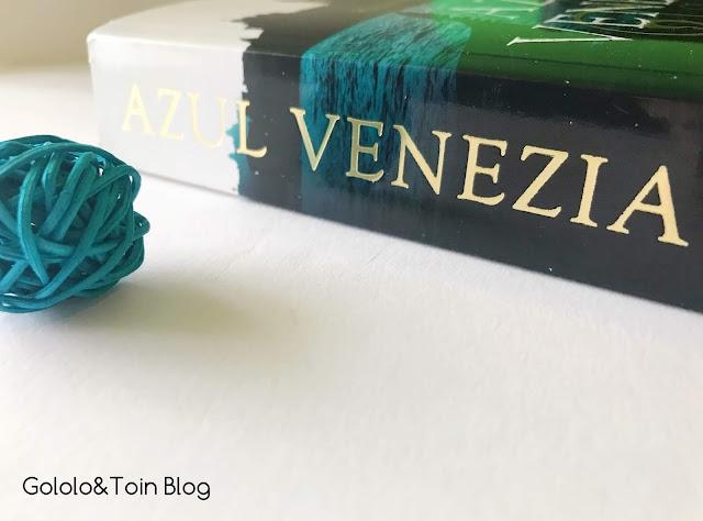 Azul Venecia Suma de letras
