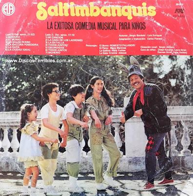 Saltimbanquis