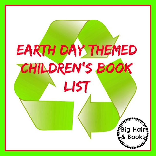 Earth Day themed Children's Book List #picturebook #kidlit