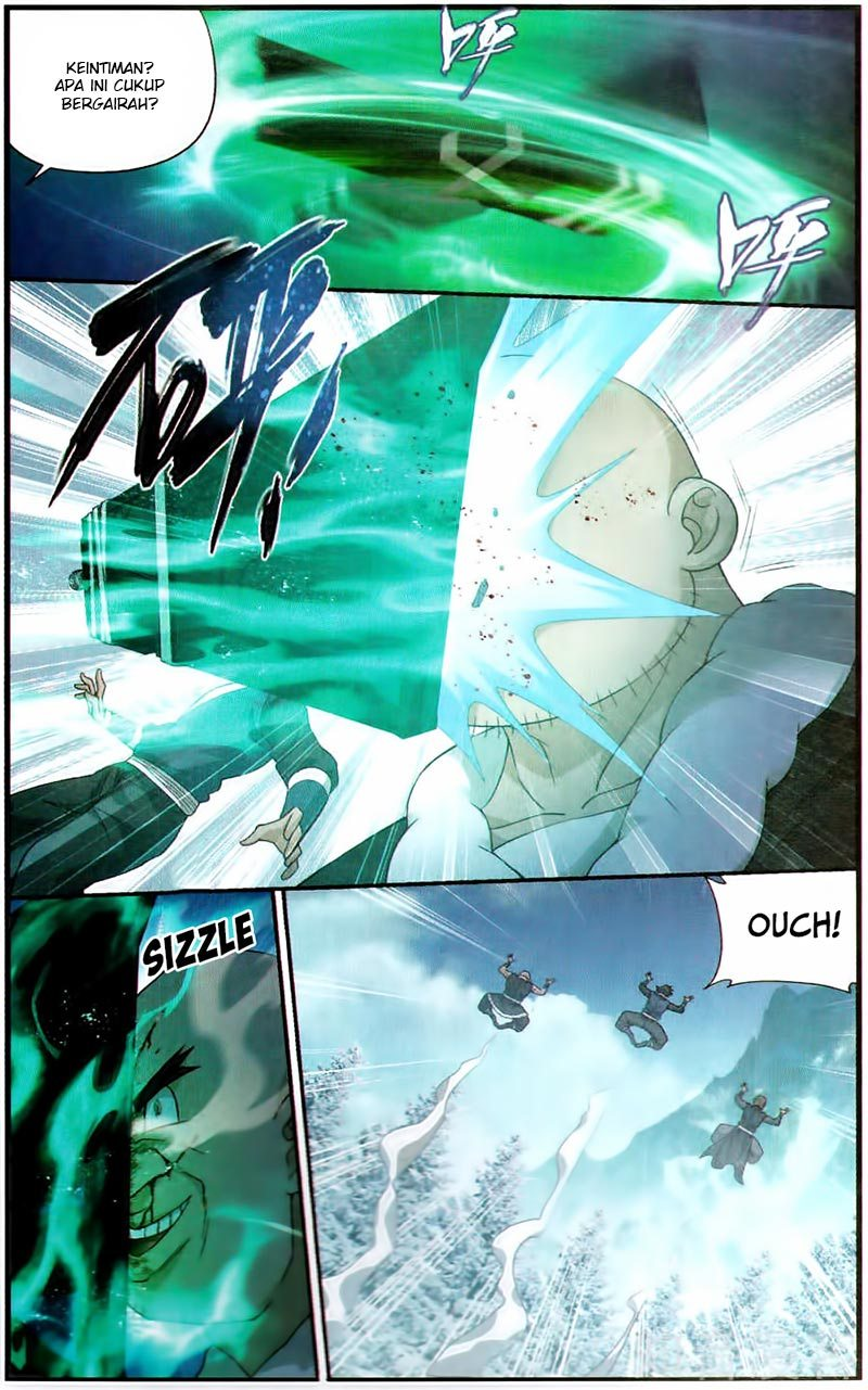Battle Through Heaven Chapter 233-8