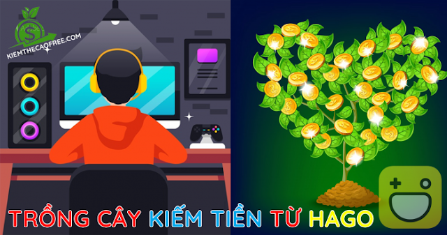 Kiếm Tiền Online Cùng APP Game HAGO 2020