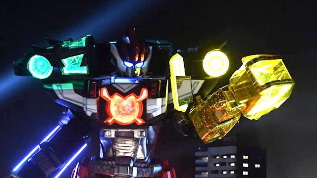 Spoiler Mashin Sentai Kiramager Episode 2, Kemunculan Perdana Mecha Transformation