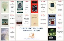 Calendario de lecturas 2021-22