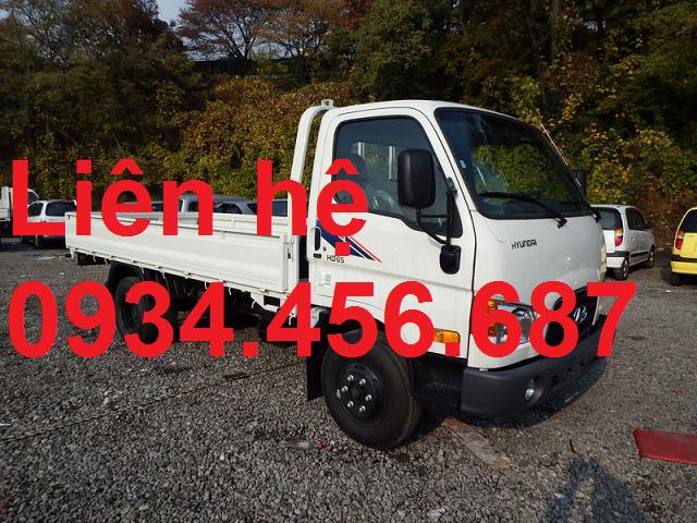 Hyundai HD75s thùng lửng