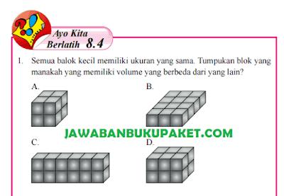 Jawaban Matematika Kelas 8 Ayo Kita Berlatih 8.5 Halaman 165 166 167 www.jawabanbukupaket.com