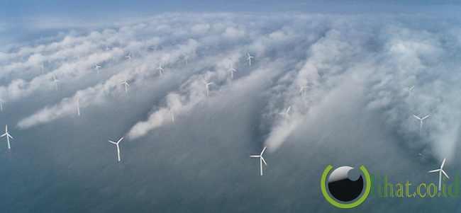 Denmark Energi Tenaga Angin