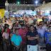 Solenidade de abertura da Expoeste atrai uma grande multidão em Caraúbas