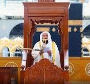 Arab Saudi Larang Khutbah Jum'at