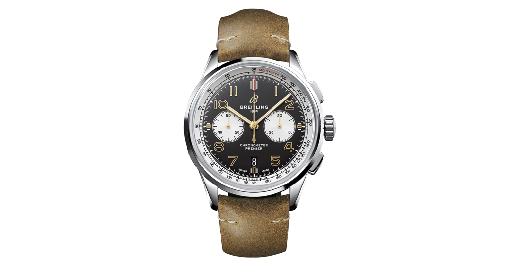 Breitling - Norton partnership results in premier collection
