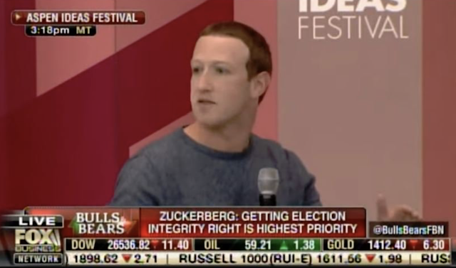 WOW! Facebook Founder Mark Zuckerberg BRAGS About Blocking Pro-Life Ads In Irish Elections (VIDEO)