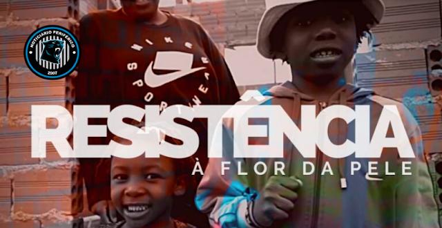 """Alienação Afrofuturista, Cabes e o nigeriano Osas Destiny lançam """"Resistência à Flor da Pele"""""""