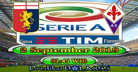 Prediksi Bola855 Genoa vs Fiorentina 2 September 2019