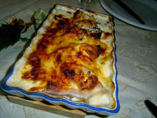 joghurtos  sertés szelet