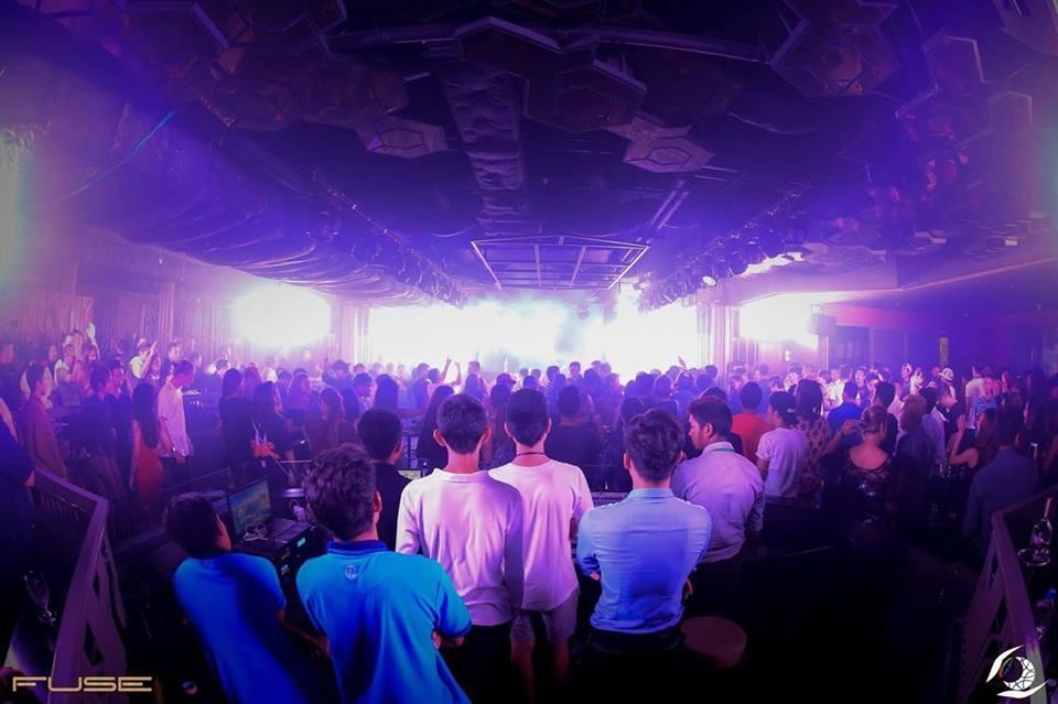 Fuse Nightclub Yangon Myanmar Plaza Jakarta100bars