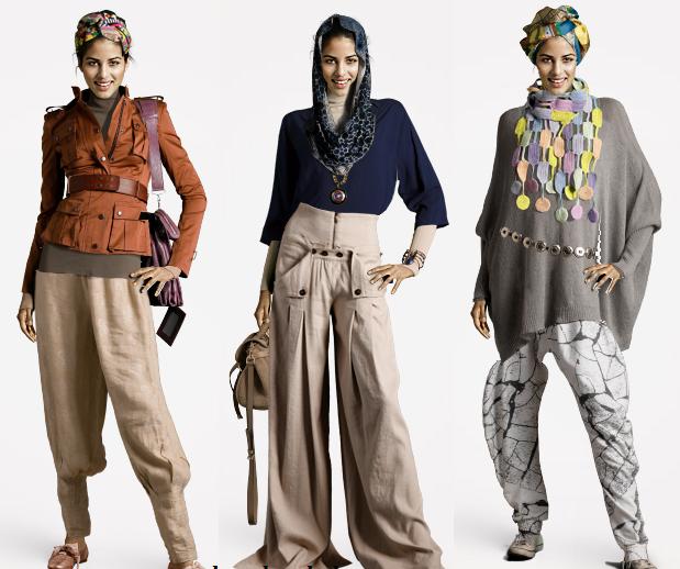 Kemeja Batik Gaul Wanita: 10 Gambar Model Baju Muslim Gaul Masa Kini