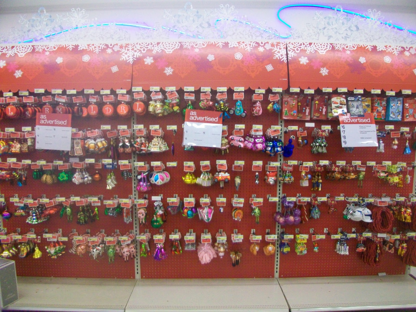 Scotty Watty Doodle All The Day: Ornaments @ Target