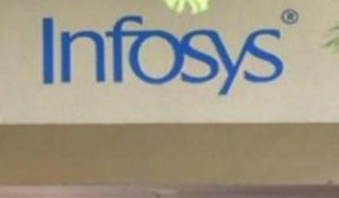 Lợi nhuận của Infosys tăng trong quý trước