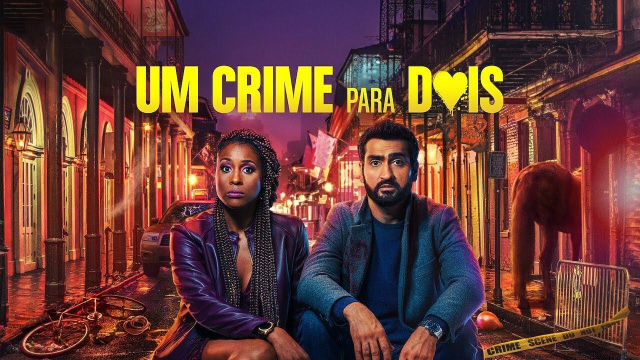 No NetFlix: Um Crime para Dois (2020) - Mexido Digital