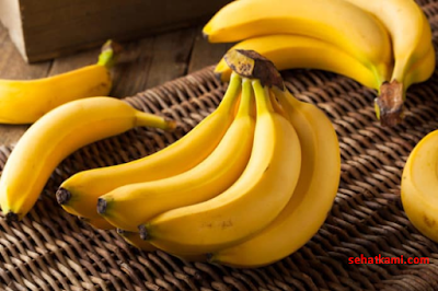 buah untuk menurunkan darah tinggi yaitu pisang