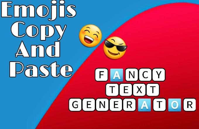 Emoji symbols copy and paste 😀