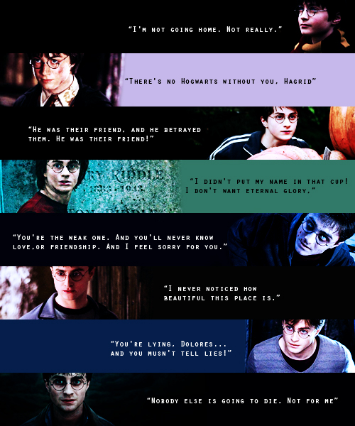 Movies Lines Quotes: Ink, Paint And Harry Potter: Quotes =) [from The Movies]