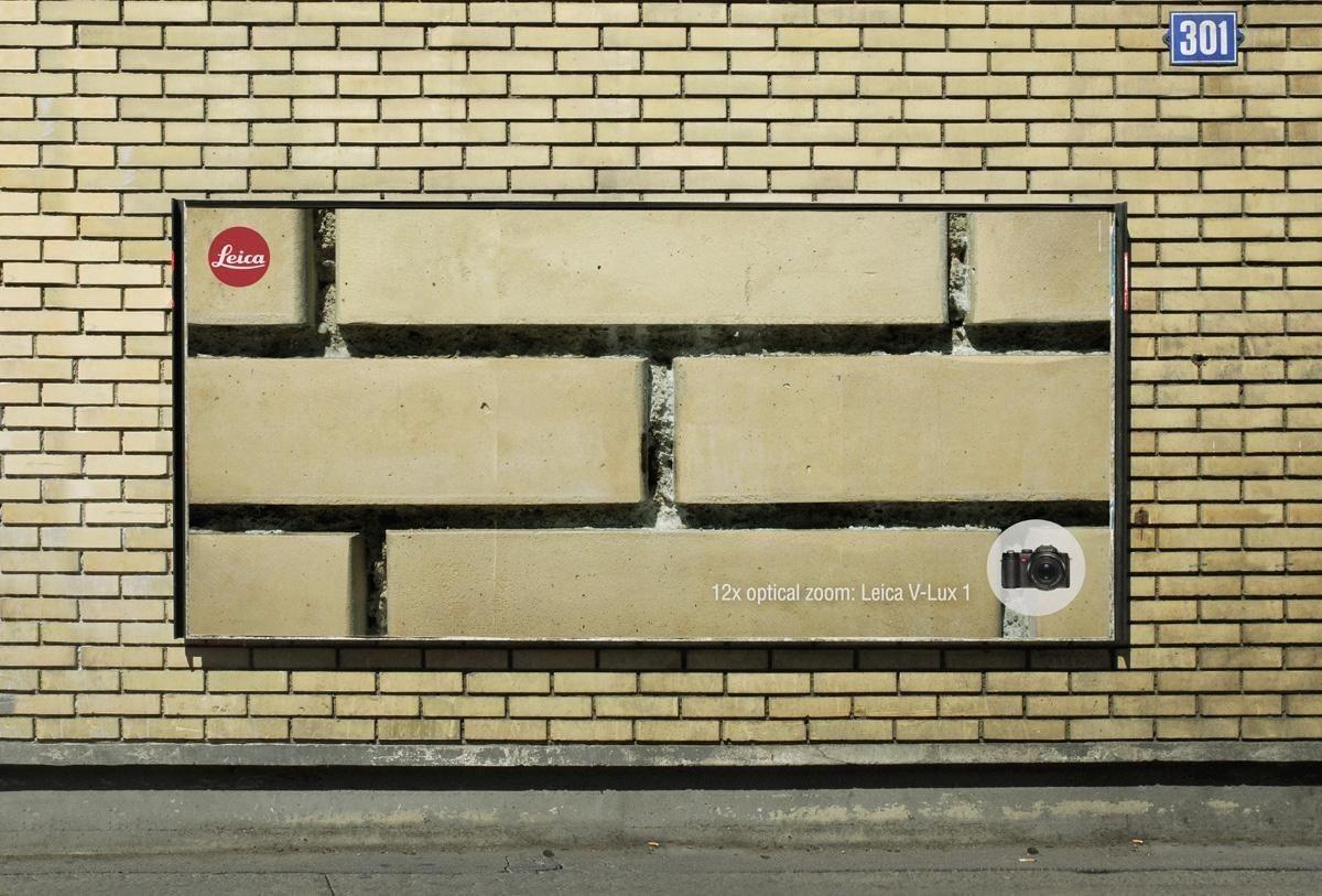 Leica billboard